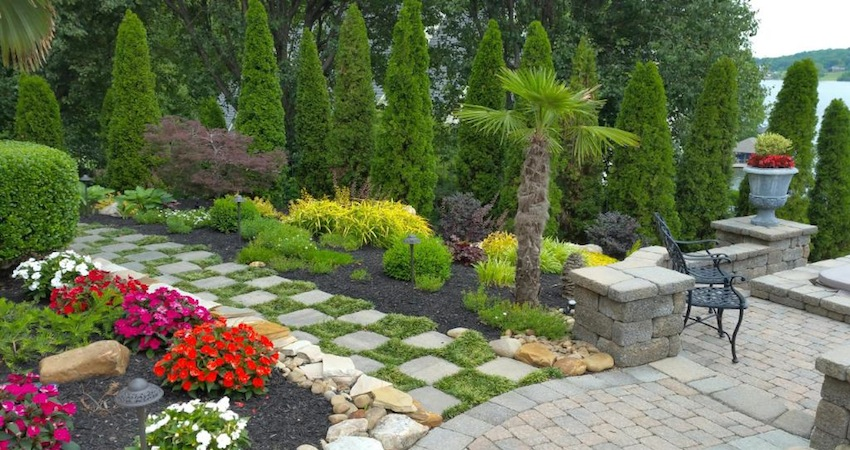 Skilled Landscaping Design